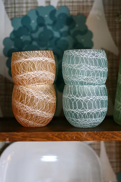 Spaghetti Glassware