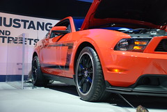 ´12 Ford Mustang ´Boss 302´