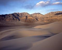 Last Chance Range (Riverman___) Tags: california park mountain color colour film last landscape death fuji dunes nevada large slide sierra national valley 4x5 format 100 chance nikkor 45s range provia e6 ebony eureka schneider