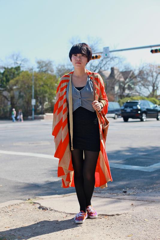 nikki - sxsw austin street fashion style