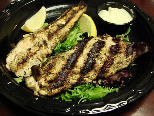 Tri Tip Salmon