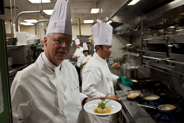 Executive Chef, Bob Wiles