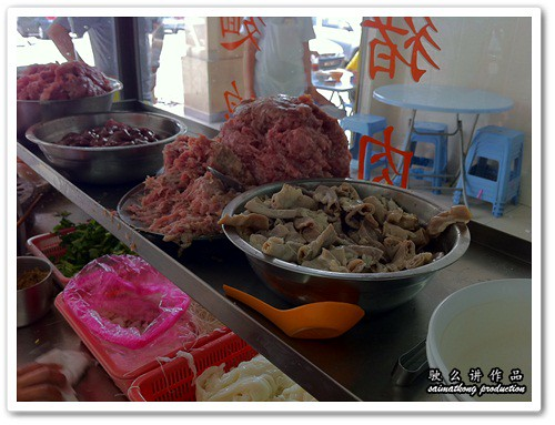 AH OR Chu Yuk Fun (Pork Noodles) 啊OR猪肉粉 @ Sunway Mentari