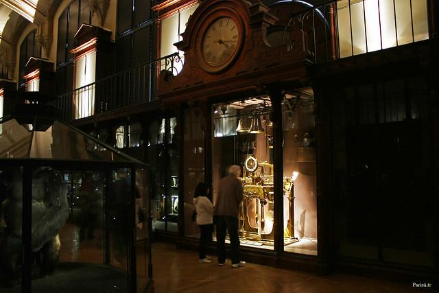 Horloge monumentale de Marie-Antoinette