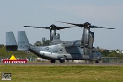 166391 - D0068 - US Marines - Bell Boeing MV-22B Osprey - 060716 - Fairford - Steven Gray - CRW_1809