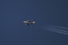 USAF Boeing C-17 Globemaster lll (SparkyMark's Aircraft ) Tags: altitude cruising usaf boeingc17globemasterlll