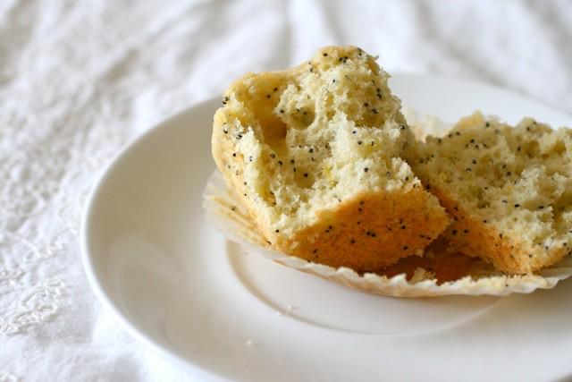 Lemon Poppy Seed Muffins | Annie's Eats