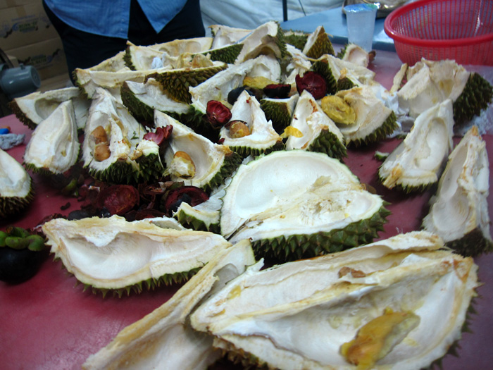 5591786664 f52bc8dcb4 o Durian Buffet: All You Can Eat of the World's Most Body Altering Delicacy