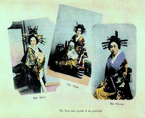geisha prostitué