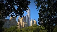Civilization ahead! (yanoche) Tags: usa unitedstatesofamerica nyc manhattan centralpark newyork marriot essexhouse parkhyatt
