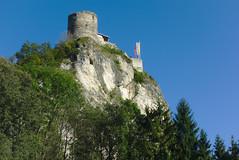 Schossberg Griffen (m#p) Tags: schlossberg griffen burg krnten sterreich austria carinthia castle blue sky bume tree sony rx100