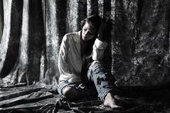DSC_0882 copia (Marcel Producciones Fotografa) Tags: beauty lindas modelos topmodel fotos dia studio blanco negro bn mujeres bellas