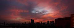color of sky (Steve only) Tags: sony cybershot dscrx1 carl zeiss sonnar 235 352 35mm f20 t tstar landscape snaps dusk sunset sky cloud city