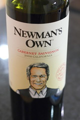 wal-mart newman's own wine