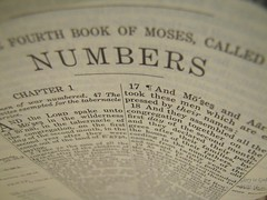 Numbers (Hilary bornagain1198) Tags: book words god letters moses creation numbers bible scripture holybible wordofgod ourdailychallenge