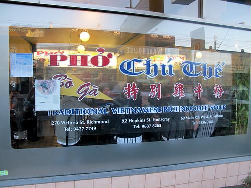 Pho Chu The
