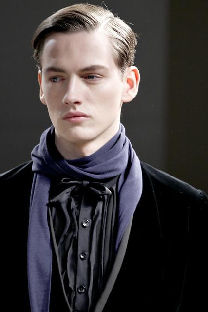 Jakob Hybholt3808_FW11_Milan_Bottega Veneta(GQcom)