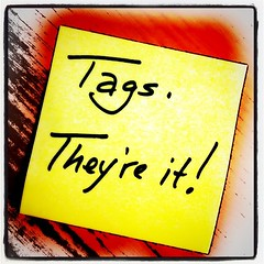 Eliminating categories in favor of tags on my blog http://nwgawriter.wordpress.com.