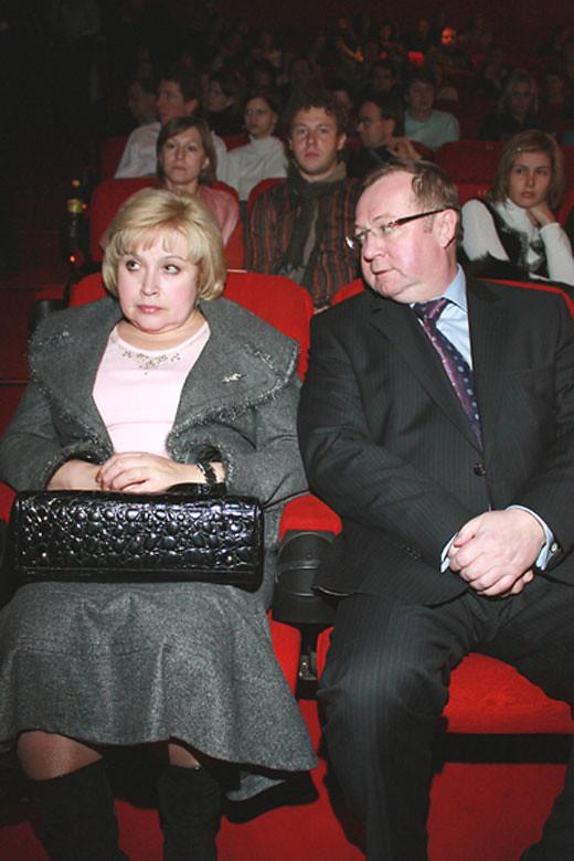 Сергей и Тамара Степашины