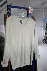 GAP Winter 2010 ; men's wool stretch sweater