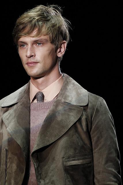 Mathias Lauridsen3273_FW11_Milan_Gucci(VOGUEcom)