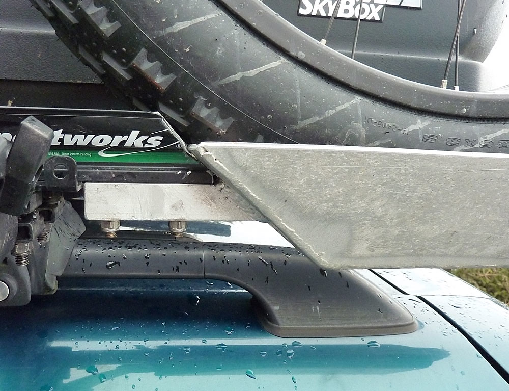 Roof Rack Adapter Mtbr Com