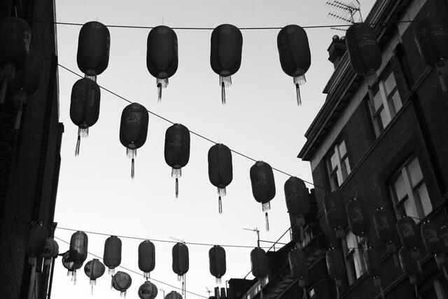 China town I, Londra