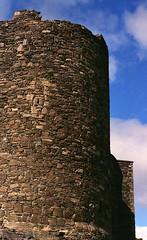 Dunstaffnage Castle, Scotland (Tsunami (Louis Keiner)) Tags: scotland scannednegatives dunstaffnagecastle