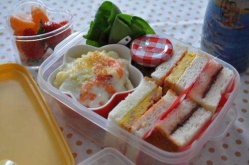 Sandwich Bento-6