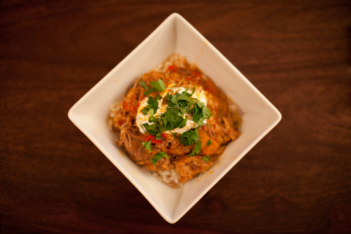 Pork and Chili Goulash