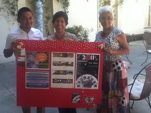 Foamboard 02.2011 @ Casa Bugambilias