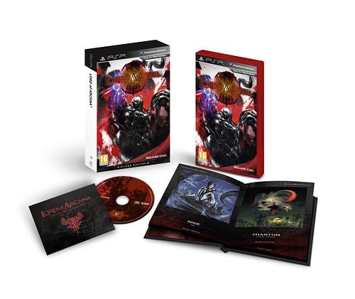 LoA Slayer Edition pack PEGI