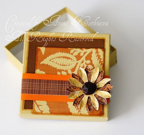 """Paola"" gift box"