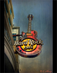 "Hard Rock Café (Carlos Abrego Marchueta) Tags: urban ontario canada color rock canon logo cafe guitar hard niagara falls textures 1001nights soe hdr texturas hardrockcafe abrego martxu ""flickraward"" platinumpeaceaward 1001nightsmagiccity mygearandme carlosabrego"
