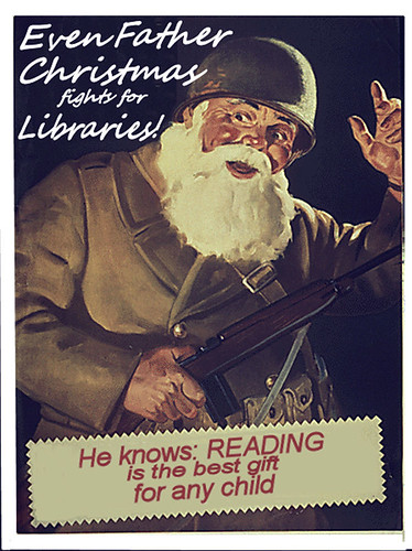 Even Father Christmas!