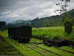 Одинокий вагон