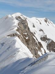 Massiccio (Skoria86) Tags: panorama snow ice landscape neve montagna marche ghiaccio cresta sibillini massiccio monteporche sibillamountain