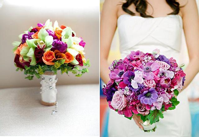 bouquets coloridos 7