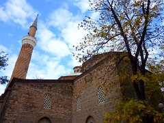 Imaret mosque in Plovdiv (Frans.Sellies) Tags: bulgaria plovdiv bulgarie bulgarije bulgarien bulharsko bulgaristan       p1280565