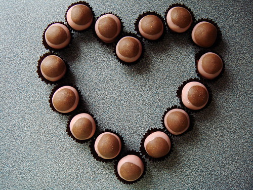 Nutella Buckeyes: For My Valentine