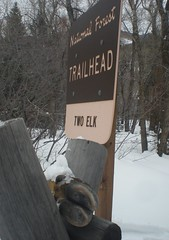 Two Elk Trail Head