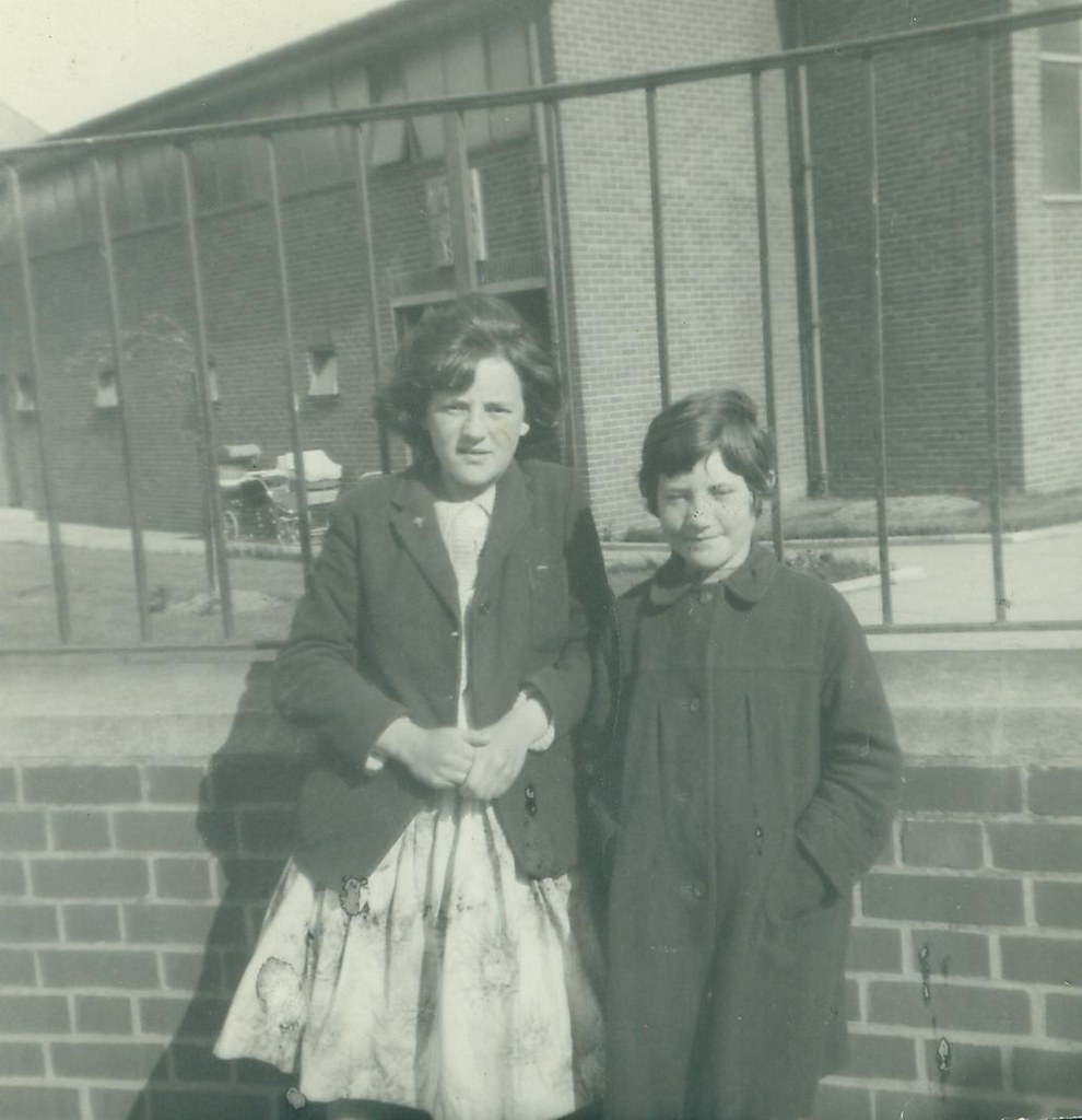 Helen and Mary Murphy 1963