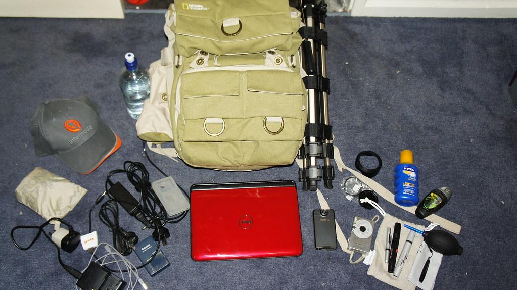 I'm prepared to shoot. 40/365