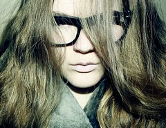 me as glamcanyon ( Dianemalinovskaya) Tags: light girl canon fur photography glasses evening photo remember you happiness about everything vilnius
