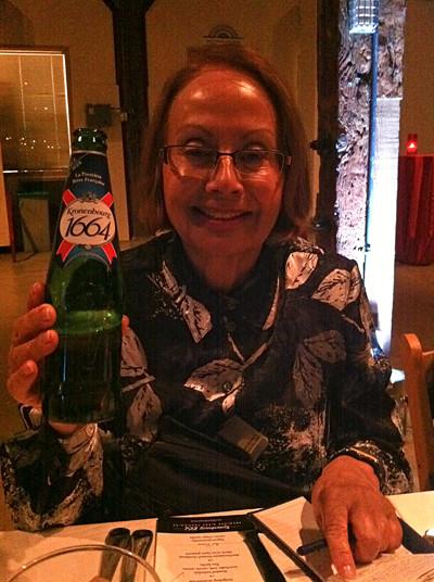Lenora Hayman at Brasserie Mystere