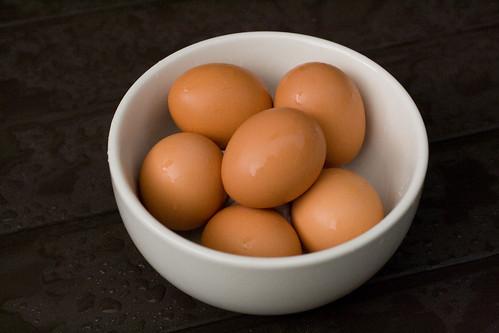 Eggs Toscana