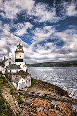 Cloch Lighthouse Gourock (Carol Young photography) Tags: lighthouse seascape scotland nikon gourock clochlighthouse carolyoung d80 omot ayrshirecoast