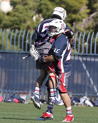 UofA v USC (AZHook) Tags: california arizona university tucson southern lax lacrosse