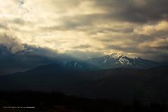 Sunset (iSalv) Tags: sunset italy canon eos italia tramonto colours ps basilicata colori sud bellezza lightroom storia lucania meridione 1000d