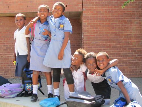 Soweto Schoolgirls